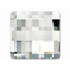 Chessboard Square 20mm Crystal